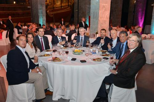 Seatrade Med 2014, Barcelona | Speakers Dinner - Media Gallery 16