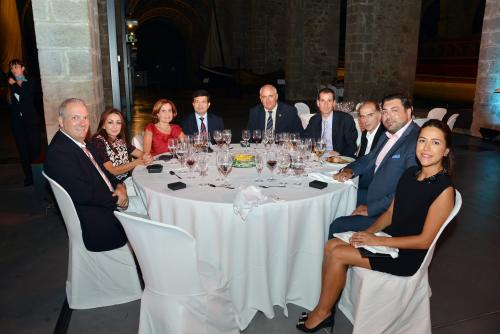 Seatrade Med 2014, Barcelona | Speakers Dinner - Media Gallery 19