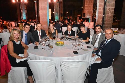 Seatrade Med 2014, Barcelona | Speakers Dinner - Media Gallery 20