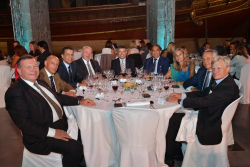 Seatrade Med 2014, Barcelona | Speakers Dinner - Media Gallery