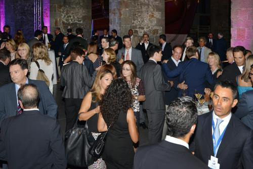Seatrade Med 2014, Barcelona | Speakers Dinner - Media Gallery 7