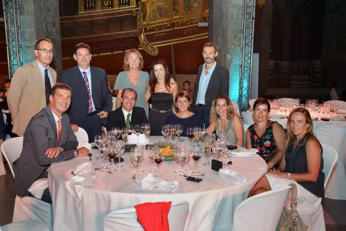 Seatrade Med 2014, Barcelona | Speakers Dinner - Media Gallery 4