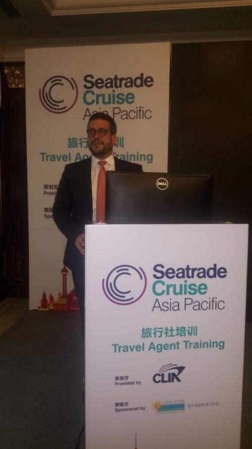 Seatrade Cruise Asia Pacific 2017, Shanghai - Media Gallery