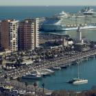 Malaga expects to reach 170000 cruise passengers during the spring season - Κεντρική Εικόνα