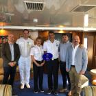 Port of Gibraltar: Inaugural call for Harmony G  - Κεντρική Εικόνα