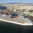 Port of Piraeus welcomes Carnival Vista with 5,000 cruise passengers - Κεντρική Εικόνα