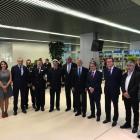 Port of Barcelona: Inauguration of the new Carnival's Corporation Helix Terminal - Κεντρική Εικόνα
