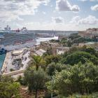 Sky Princess, Princess Cruises' latest newbuild visits Valletta  - Κεντρική Εικόνα