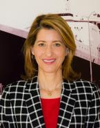 Theodora Riga, Director - Cooperation with Other Associations - Κεντρική Εικόνα