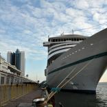Odessa port welcomes the first international passenger liner after more than 2 years absence - Κεντρική Εικόνα