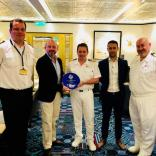 Gibraltar Port welcomes the new Carnival Horizon  - Κεντρική Εικόνα