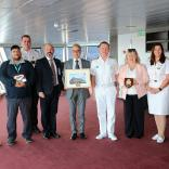 Minister for Tourism Welcomes Sky Princess on its Inaugural Visit - Κεντρική Εικόνα