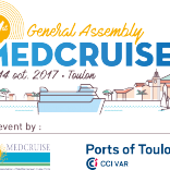 51st MedCruise General Assembly, Toulon - Κεντρική Εικόνα