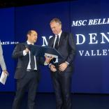 Valletta Cruise Port welcomes MSC Bellissima, MSC Cruises' latest newbuild - Κεντρική Εικόνα