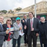 Record 900,000 Cruise Passenger Movements celebrated at Valletta Cruise Port - Κεντρική Εικόνα