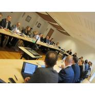 The Pan-European Cruise and Ferry Port Network held its first meeting in Brussels - Κεντρική Εικόνα