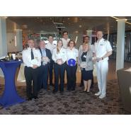 Gibraltar welcomes the inaugural call of Mein Schiff 6  - Κεντρική Εικόνα
