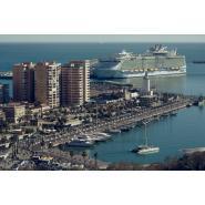 Malaga expects to reach 170000 cruise passengers during the spring season - Κεντρική Εικόνα