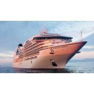 Gibraltar welcomed Seabourn Ovation in her inaugural call - Κεντρική Εικόνα