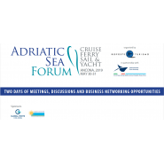 Adriatic Sea Forum, 30 - 31 May, Ancona, Italy. - Κεντρική Εικόνα