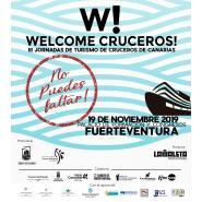 Welcome Cruceros!, Fuerteventura, 19 November 2019 - Κεντρική Εικόνα