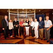 Alanya Cruise port awards Thomson Cruises for Achieving 80.000 guest visits - Κεντρική Εικόνα