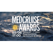 MedCruise Awards 1st Edition, June 25, Genoa - Κεντρική Εικόνα