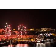 Seabourn names its newest cruise ship in Valletta, Malta - Κεντρική Εικόνα