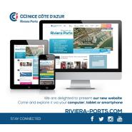 French Riviera Ports: Launch of a New Website - Κεντρική Εικόνα