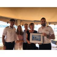 French Riviera Cruise Club (FRCC)  awards cruise ship Celebrity Reflection with the 2017 Green Award  - Κεντρική Εικόνα