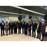 Port of Barcelona: Inauguration of the new Carnival's Corporation Helix Terminal - Κεντρική Εικόνα