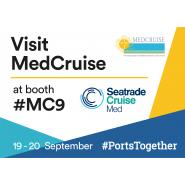 Your MedCruise @SCMed2018 Diary - Κεντρική Εικόνα