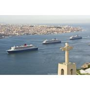 Port of Lisbon welcomes the 100th call of the Independence of the Seas - Κεντρική Εικόνα