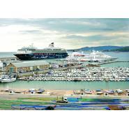 Port of Palamos: Cruise ship Zenith marked the launch of the 2014 Cruise Season - Κεντρική Εικόνα