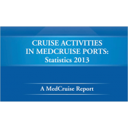 MedCruise President Stavros Hatzakos presents the MedCruise Statistical Report at Cruise Shipping Miami - Κεντρική Εικόνα