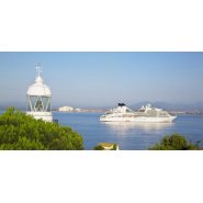 The ports of Palamós and Roses end an excellent cruise ship season with 54 calls and over 51,000 passengers - Κεντρική Εικόνα