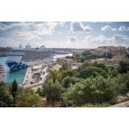 Sky Princess, Princess Cruises' latest newbuild visits Valletta  - Κεντρική Εικόνα