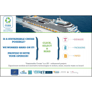 Sustainable Cruise Project: Summary of the main actions - Κεντρική Εικόνα
