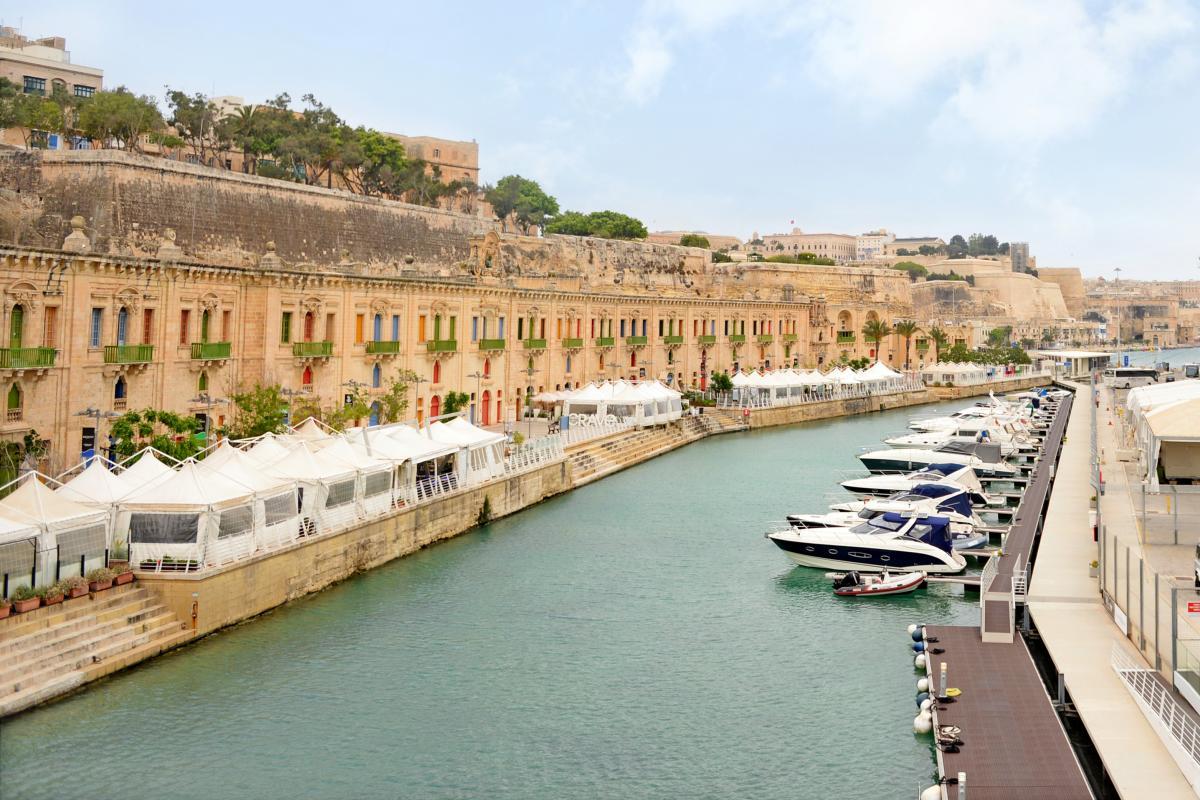 Valletta Cruise Port Welcomes Norwegian Star Medcruise