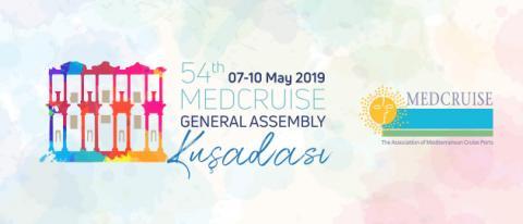 54th MedCruise General Assembly, Kusadasi - Κεντρική Εικόνα