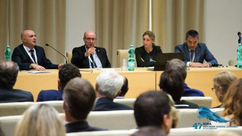 47th General Assembly, Olbia, October 2015 - Media Gallery 2