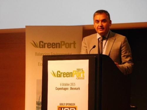 GreenPort Cruise Conference, Copenhagen, October 2015 - Media Gallery 2
