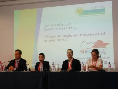 50th General Assembly, Gibraltar, June 2017 - Media Gallery 9