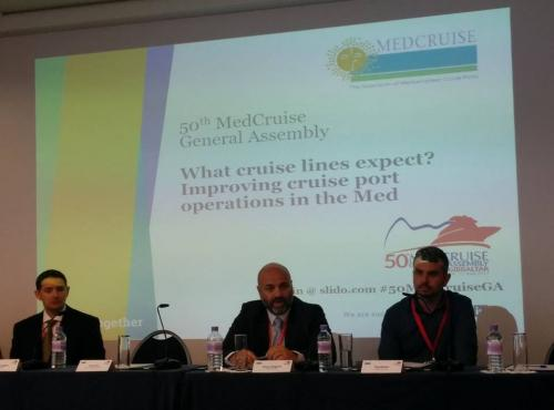 50th General Assembly, Gibraltar, June 2017 - Media Gallery 7