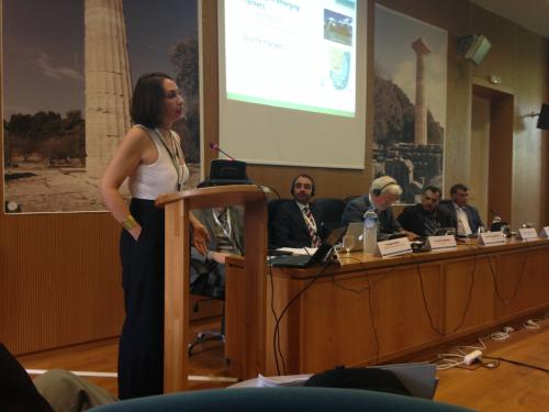 Economic Impacts Forum, Ancient Olympia, May 2015 - Media Gallery