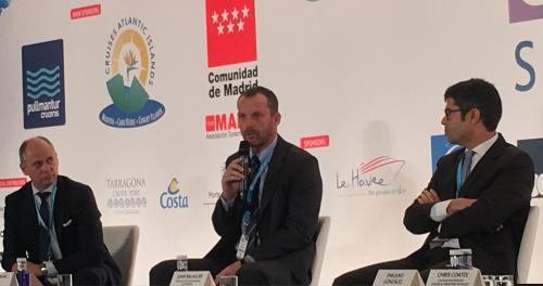 International Cruise Summit, Madrid, November 2016 - Media Gallery 2