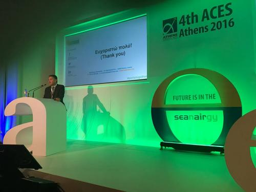 4th ACES, Athens, December 2016 - Media Gallery 3