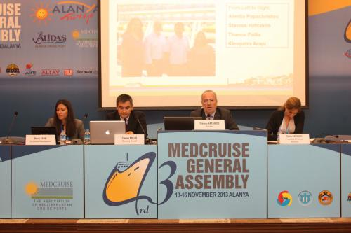 43rd General Assembly, Alanya, November 2013 - Media Gallery 10