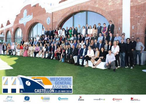44th MedCruise General Assembly, Castellon, May 2014 - Media Gallery 6