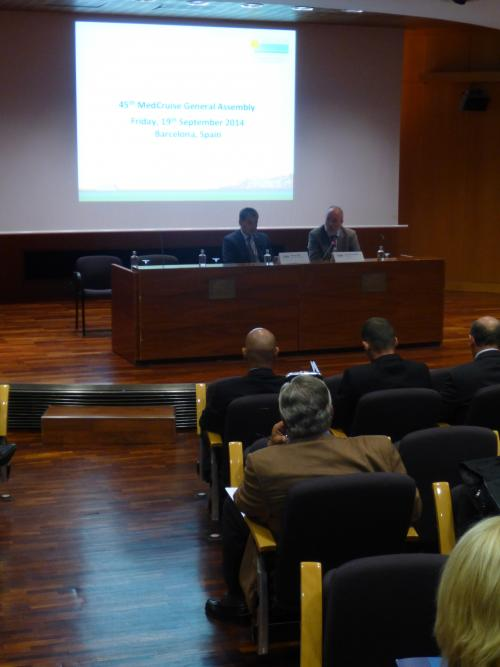 45th General Assembly, Barcelona, September 2014 - Media Gallery 4